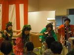 3えんじゅ祭り フラダンス.JPG